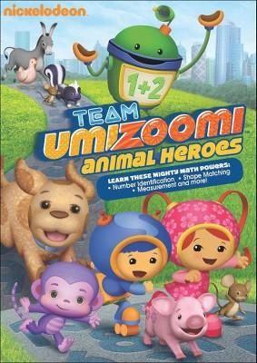 Team Umizoomi: Animal Heroes (DVD)