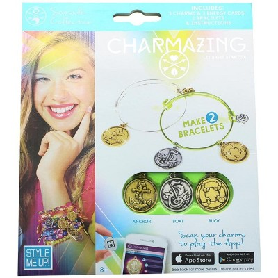 Nerd Block Charmazing Lets Get Started Charm Bracelet Kit