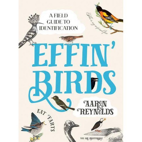 Effin' Birds - by  Aaron Reynolds (Hardcover) - image 1 of 1