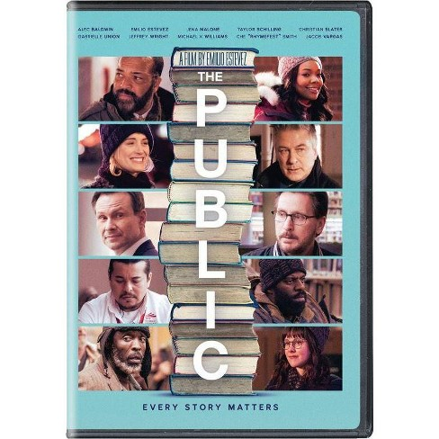 The Public (DVD) - image 1 of 1