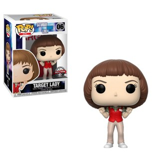 Funko POP! Television: Saturday Night Live – Target Lady (Exclusive)
