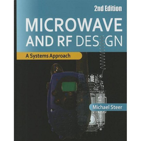 Microwave and RF Design - 2 Edition by  Michael Steer (Hardcover) - image 1 of 1