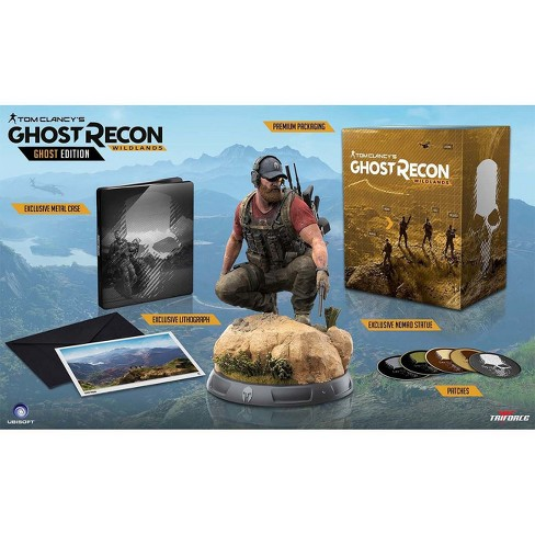 Tom Clancy's Ghost Recon Wildlands Ghost Edition with Game Xbox One - image 1 of 8