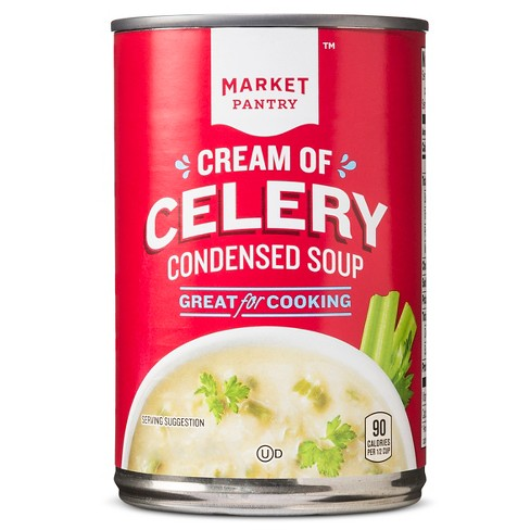 Cream of Celery Soup 10.5 oz - Market Pantry™ - image 1 of 2