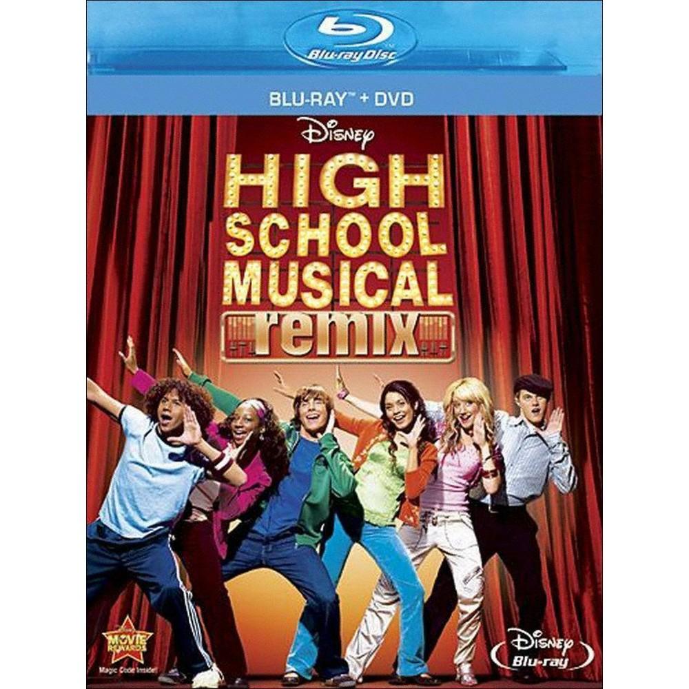 High School Musical (Blu-Ray/Dvd) (Blu-ray) High School Musical (Blu-Ray/Dvd) (Blu-ray)