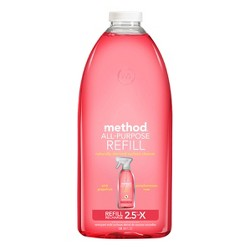 Method All Purpose Cleaner Refill Pink Grapefruit - 68 fl oz