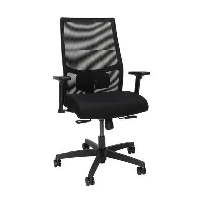 Ignition 2.0 Mesh Back Task Chair Black - HON