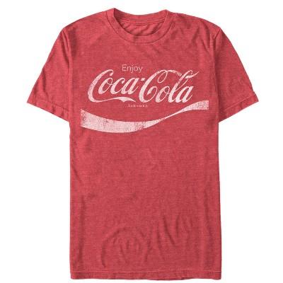 Men's Coca Cola Taste of Time T-Shirt