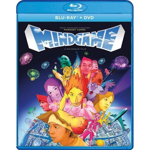 Mind Game (Blu-ray) - image 1 of 1