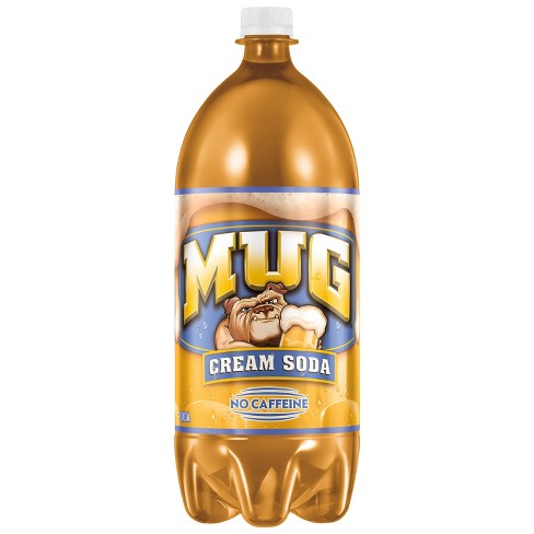 Mug Caffeine Free Cream Soda - 2 L Bottle - image 1 of 2