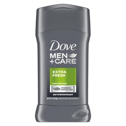 Dove Men+Care Extra Fresh  48-Hour Antiperspirant Deodorant Stick