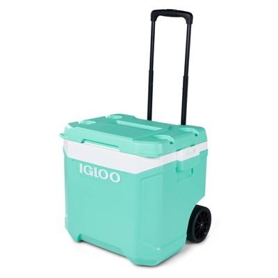 Igloo Latitude 60qt Roller Cooler - Mint