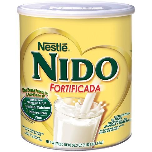 Nestle Nido Fortificada 3 52lbs Target