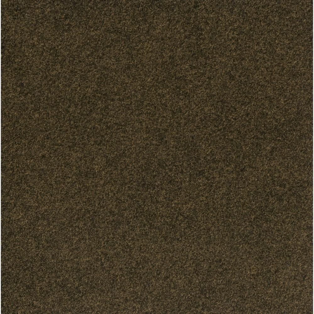 24 15pk Self Stick Carpet Tiles Brown - Foss Floors Coupons