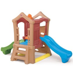 Step2 Play Up Double Slide and Climber