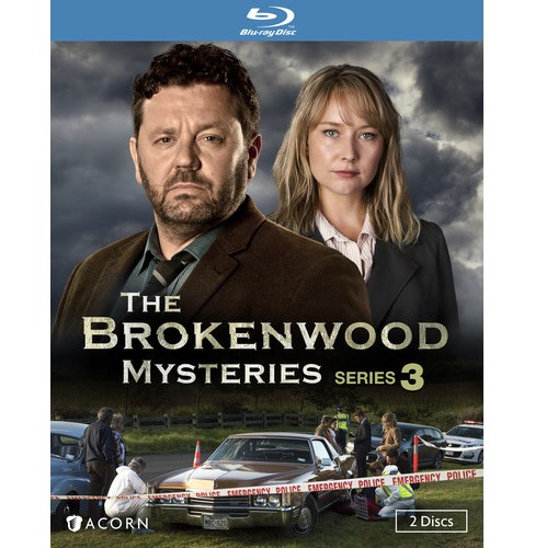 Brokenwood Mysteries:Series 3 (Blu-ray) - image 1 of 1