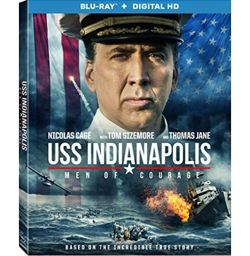 Uss Indianapolis:Men Of Courage (Blu-ray) - image 1 of 1