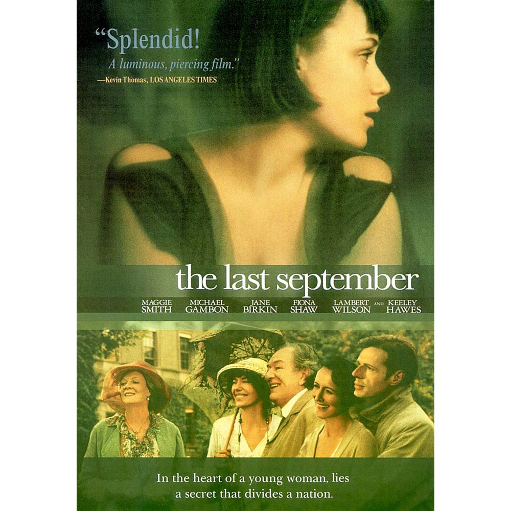 Last September (Dvd), Movies
