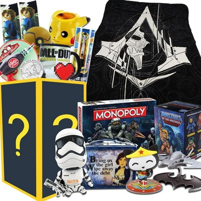 Toynk Super Mega Collectibles LookSee Box | Collectors Edition Wide Variety