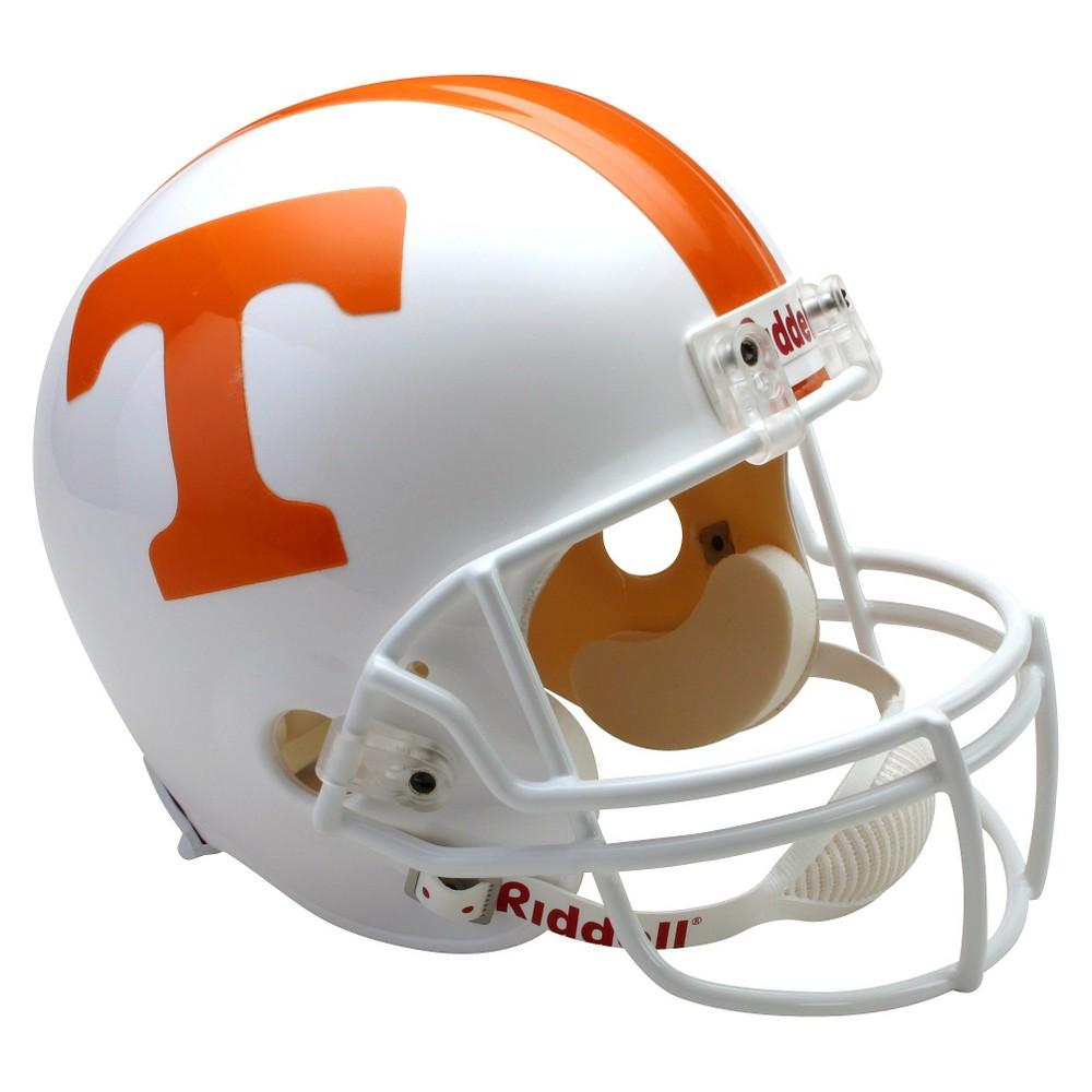 Tennessee Volunteers Riddell Deluxe Replica Helmet - White