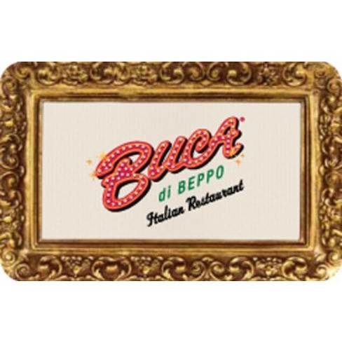 Buca di Beppo Gift Card (Email Delivery) - image 1 of 1