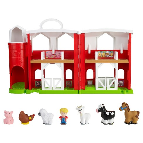 Fisher Price Little People Animal Friends Farm Target