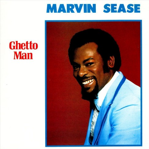 Marvin Sease - Ghetto Man (CD) - image 1 of 1