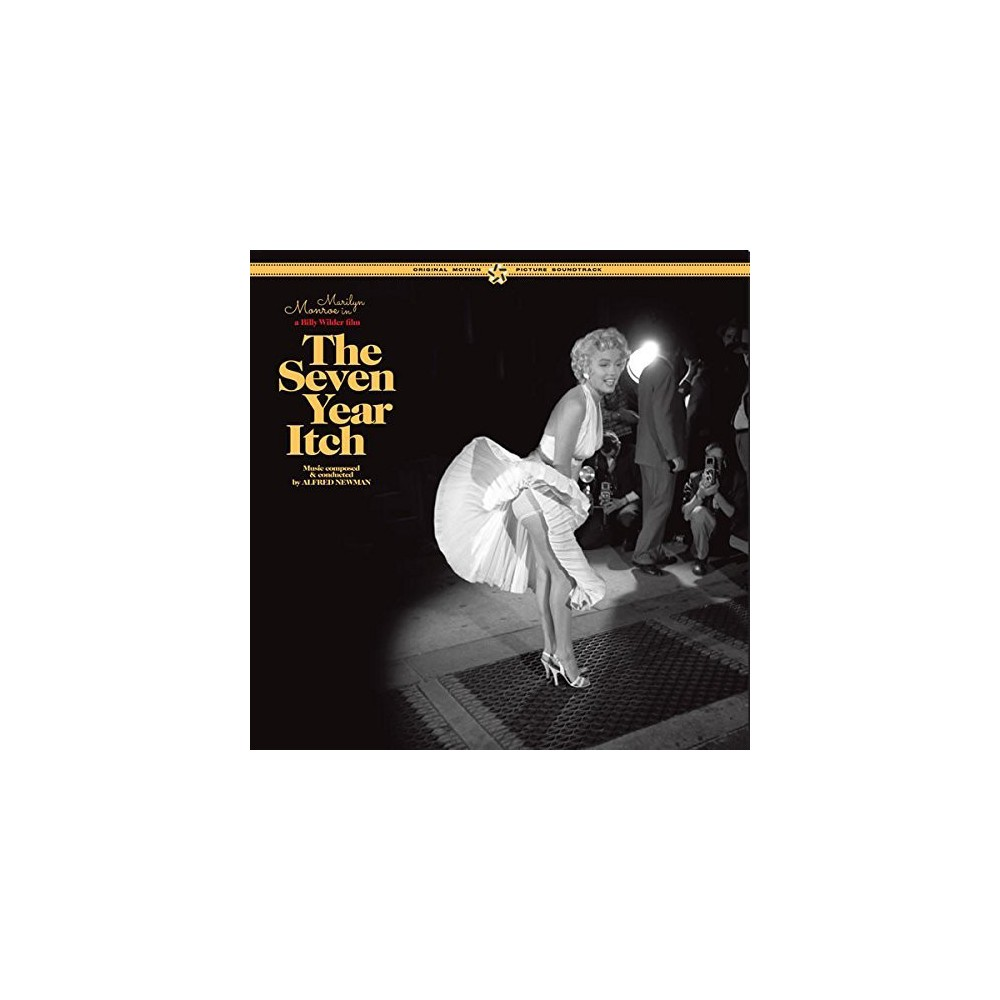 Alfred Newman - Seven Year Itch (Ost) (Vinyl)