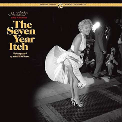 Alfred Newman - Seven Year Itch (Ost) (Vinyl) - image 1 of 1