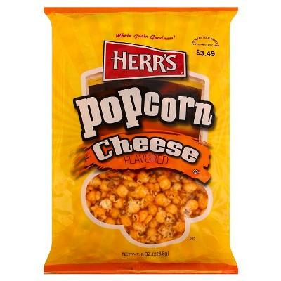 Herr's Cheese Flavored Popcorn - 8oz