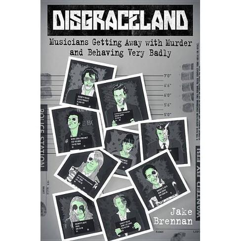 Disgraceland - by  Jake Brennan (Hardcover) - image 1 of 1