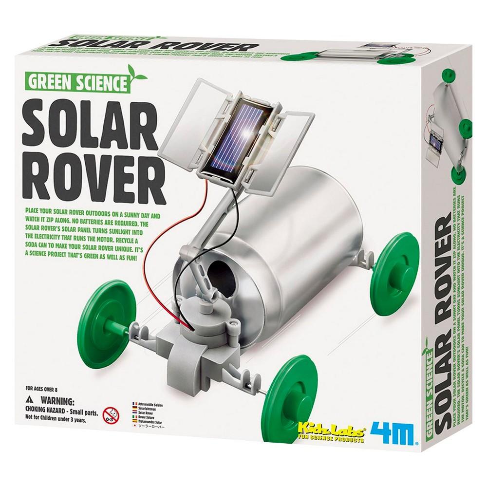 4M KidsLabs Solar Rover Science Kit - Stem
