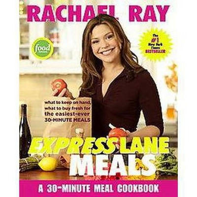 Rachael Ray Express Lane Meals (Paperback)by Rachael Ray