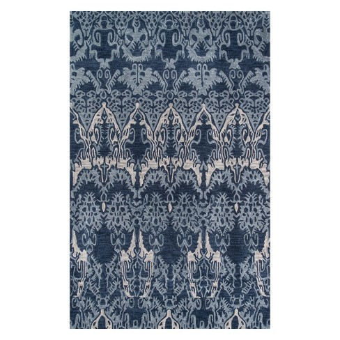 Rio Arvin Ikat Design Tufted Accent Rug - Momeni - image 1 of 4