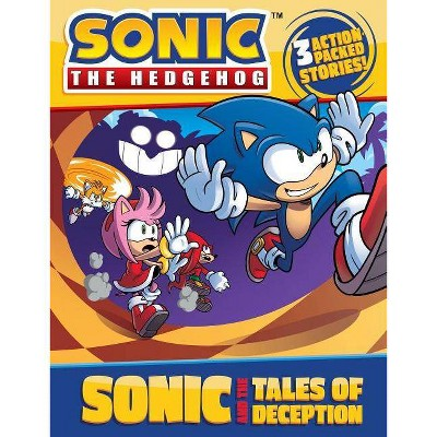 Sonic and the Tales of Deception - (Sonic the Hedgehog) by  Jake Black (Paperback)
