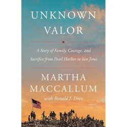Unknown Valor - by Martha MacCallum (Hardcover)