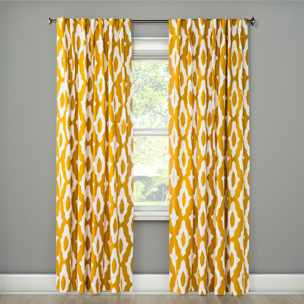 Light Filtering Curtain Panel Summer Wheat 108 - Project 62