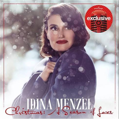 Idina Menzel - Christmas: A Season Of Love (Target Exclusive, CD) - image 1 of 1