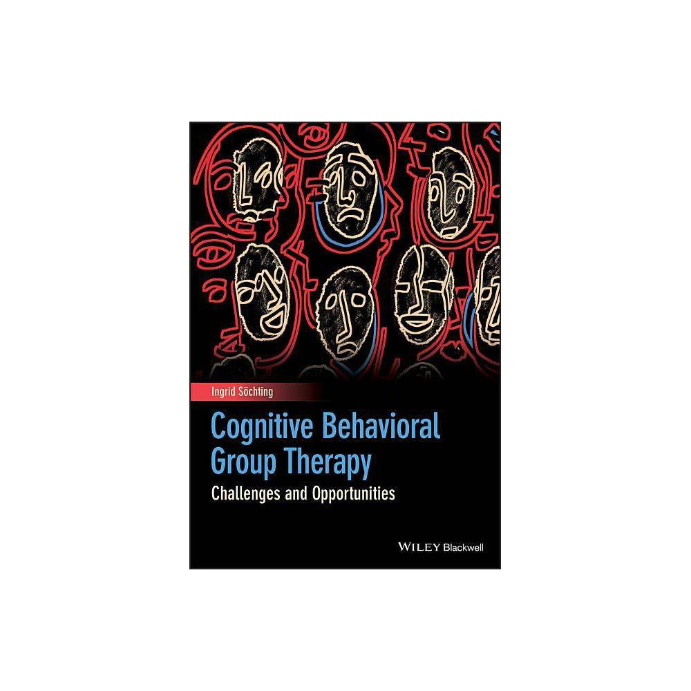Cognitive Behavioral Group Therapy By Ingrid Sochting Paperback