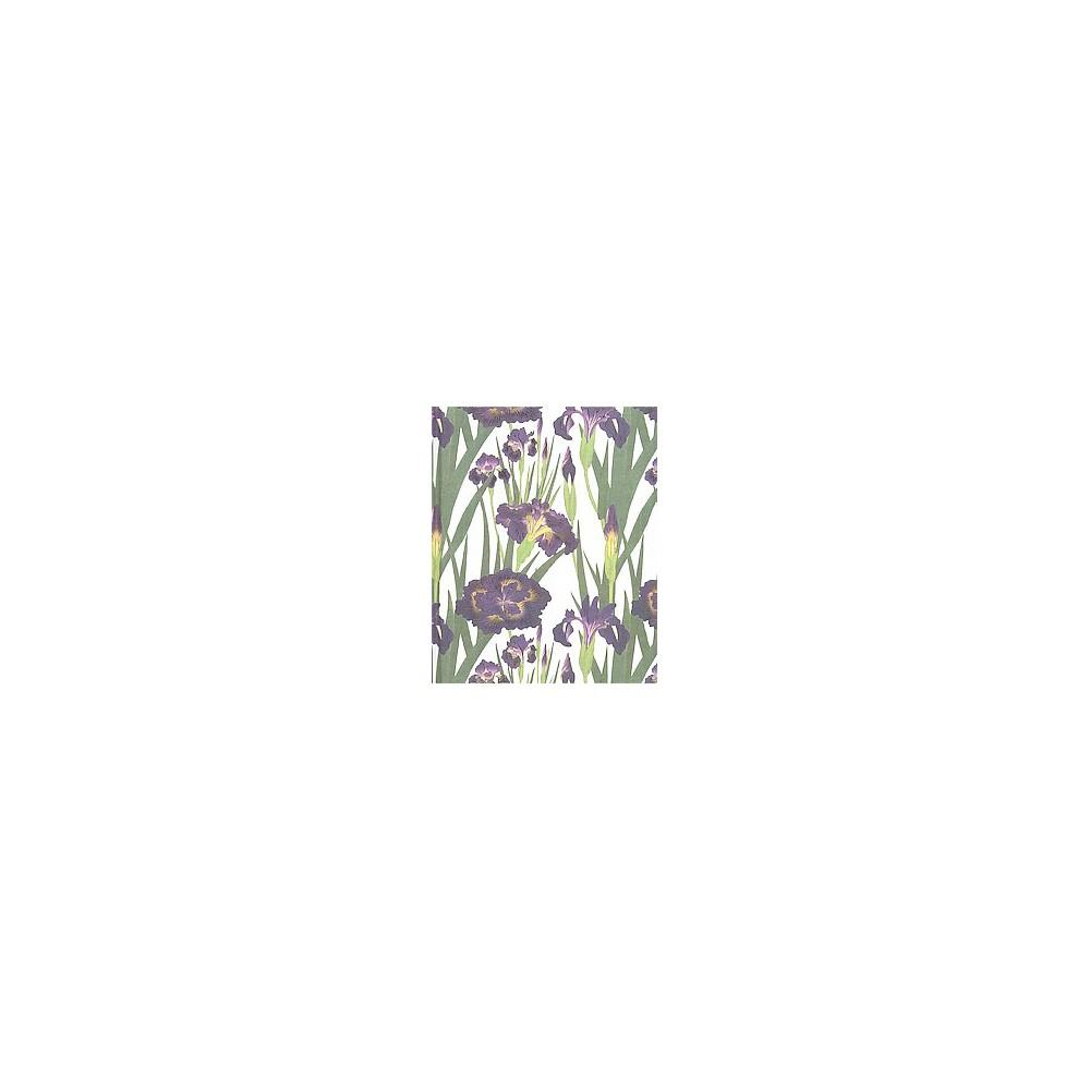 Purple Irises Journal (Hardcover) Purple Irises Journal (Hardcover)