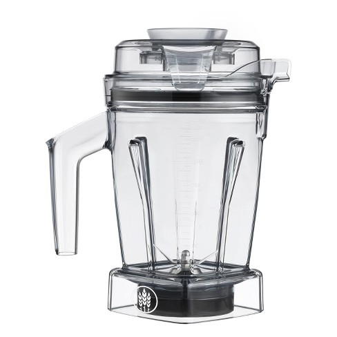 Vitamix 48oz Dry Grains Container Clear 3pc 063884 - image 1 of 2