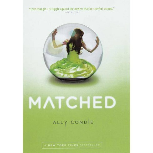 Matched - by  Ally Condie (Hardcover) - image 1 of 1