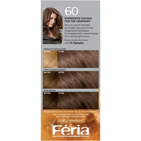 Brown Hair Color Chart Wella Shade Selection Guide