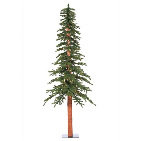 7.5ft Pre-Lit LED Artificial Christmas Tree Full Camdon Fir - Multicolored Lights - image 1 of 1