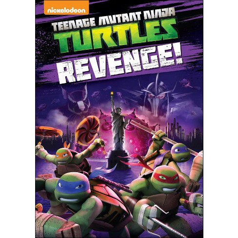 Teenage Mutant Ninja Turtles: Revenge! (2 Discs) (DVD) - image 1 of 1