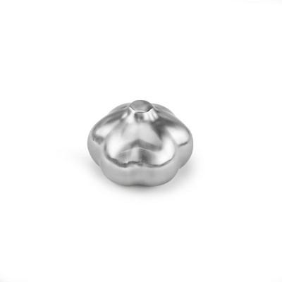 Tovolo Stainless Steel Garlic Deodorizer Silver
