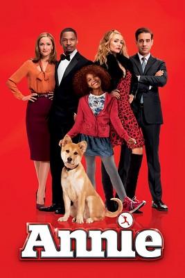 Annie (Blu-ray + DVD + Digital)