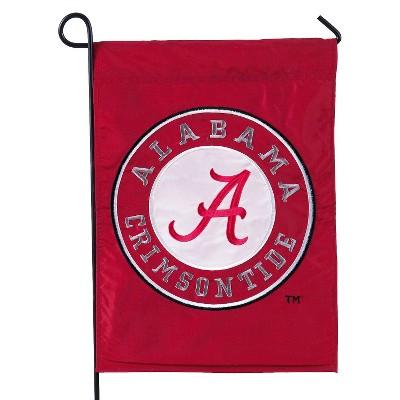 NCAA Garden Flag - Alabama Crimson Tide