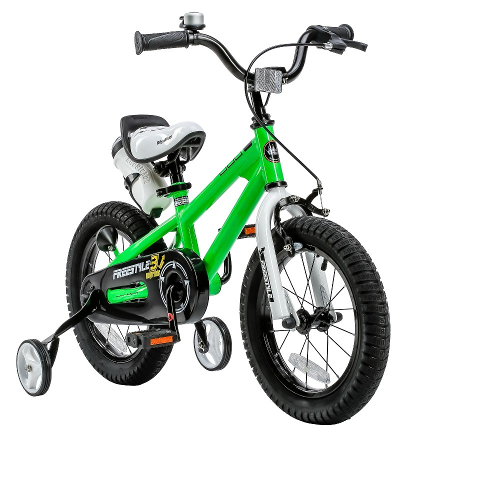 Royalbaby Freestyle 12 34 Kids 39 Bike Green