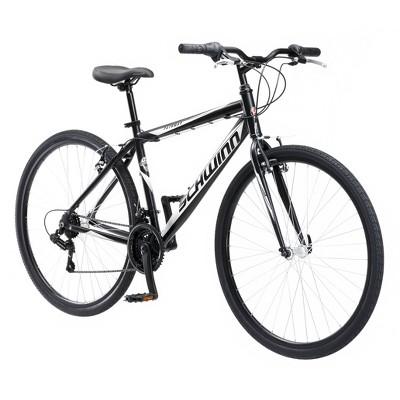 "Schwinn Men's Pathway 700c/28"" Hybrid Bicycle - Black"